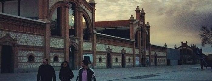 Matadero Madrid is one of Favorite 5 local spots.