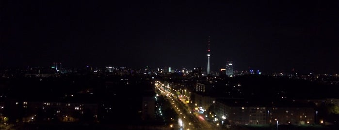 Sky Bar is one of Berlin.