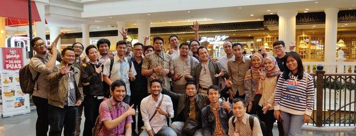 Kintan Buffet is one of Jakarta.
