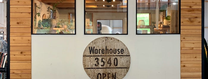 Warehouse 3540 is one of South shore Kauai.