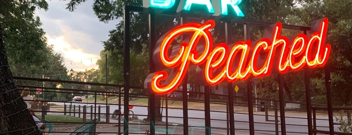 Bar Peached is one of ATX.