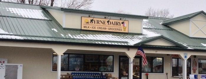 Byrne Dairy is one of Korine'nin Beğendiği Mekanlar.