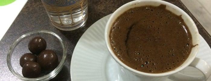 Cafe Mi Lanbu is one of Trakya Kahvehane ve Pastaneler.