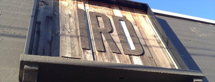 Industrial Row Distillery is one of Portland, OR.