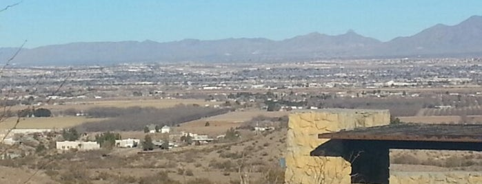 Roadrunner Rest Area Scenic Overlook is one of New Mexico.