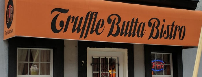 Truffle Butta is one of Maryland restaurants to try.