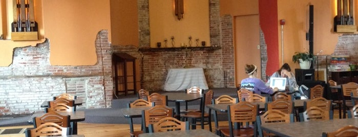 The Crave Coffee House is one of Lieux sauvegardés par Sophie.