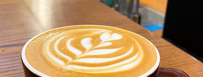 ONE LOVE coffee is one of Кофейни.