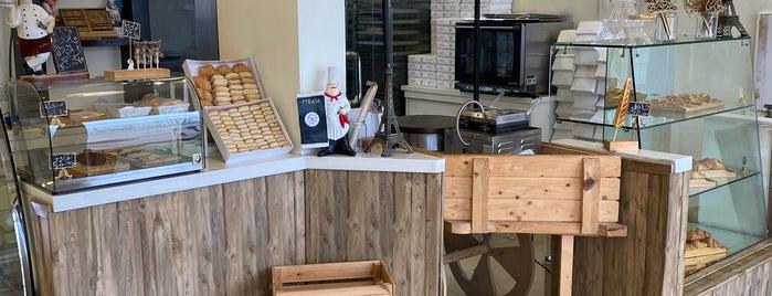L'art Bakery is one of Locais salvos de Eman.