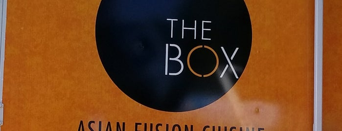 The Box is one of Epicurious!.