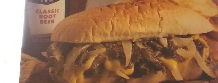 wayback burgers is one of Posti che sono piaciuti a Erik.