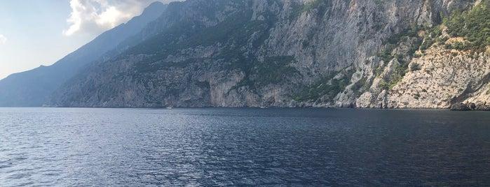 Aşıklar mağarası is one of Orte, die Volkan gefallen.