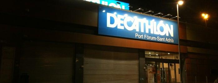 Decathlon Port Forum is one of Marta'nın Beğendiği Mekanlar.