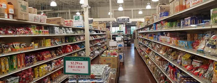 CAM International Market is one of Columbus International Markets.