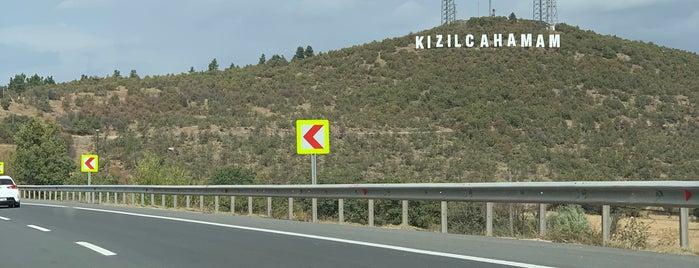 Kızılcahamam Bolu Yolu is one of vlkn : понравившиеся места.
