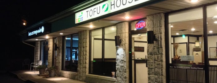 Organic Tofu House is one of Places to go to.