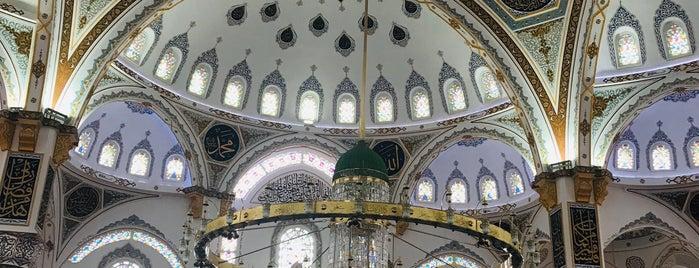 Haci Kasim Altunkaya Camii is one of Tempat yang Disukai Seda.