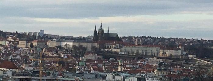 Vyhlídka Riegrovy sady is one of Praga.