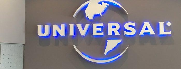 Universal Music Czech Republic is one of Gezginruhluyum🌍💃'ın Kaydettiği Mekanlar.
