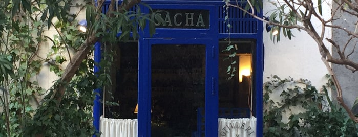 Sacha is one of Spain - Summer 2016.