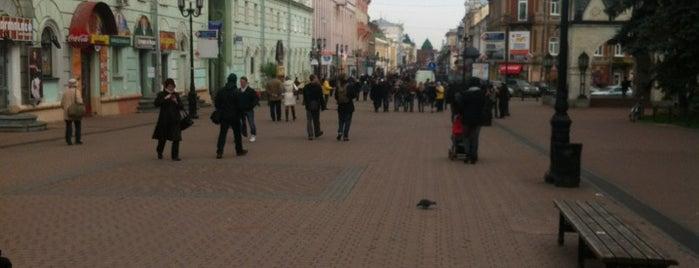 Хитовая столовая is one of Нижний Новгород.