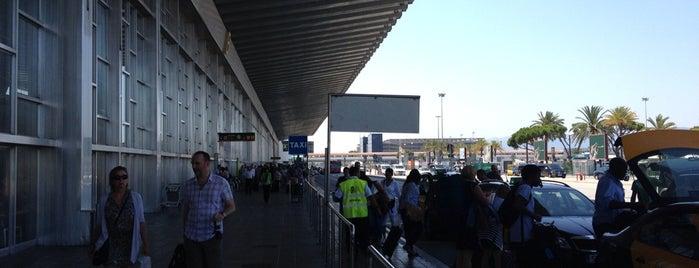 Aeropuerto Josep Tarradellas Barcelona-El Prat (BCN) is one of Vicky et Cristina à Barcelone.
