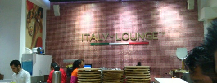 Italy-Lounge is one of Pizzas Que He Comido.