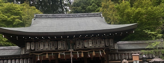 熊野若王子神社 is one of Orte, die Mike gefallen.