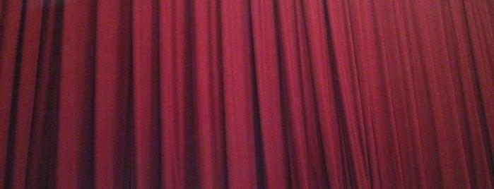 Національний академічний театр російської драми імені Лесі Українки / Lesya Ukrainka National Academic Theater of Russian Drama is one of Kiev?.