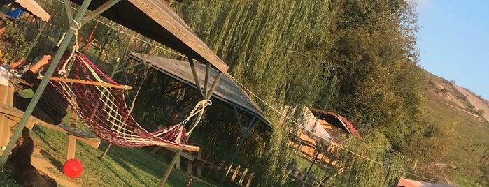 polonezköy nehir park is one of Anadolu yakası.