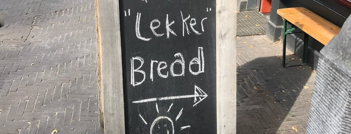 Lekker Brood is one of Den Haag To-Do.