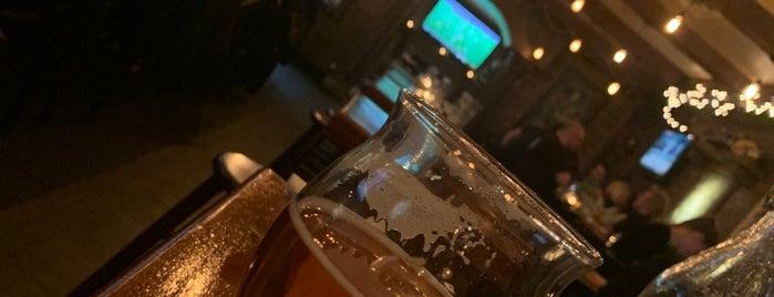 The Brazen Tavern is one of Tempat yang Disukai Brian.