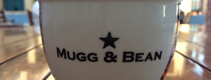 Mugg & Bean is one of Orte, die Ted gefallen.