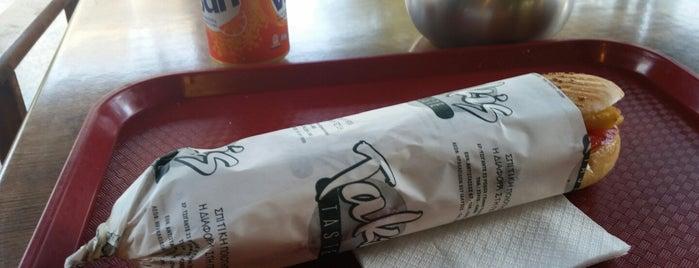 Takis Taste is one of Ecnebi.