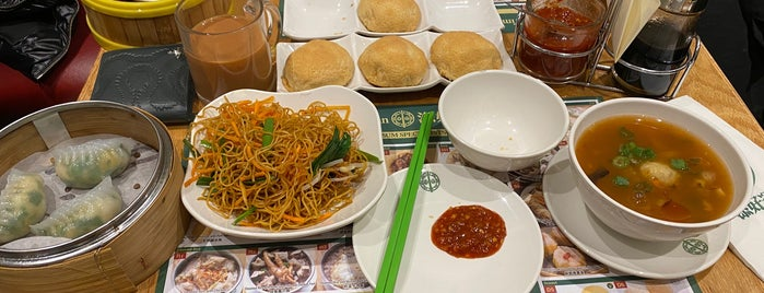Tim Ho Wan is one of NYC Food.