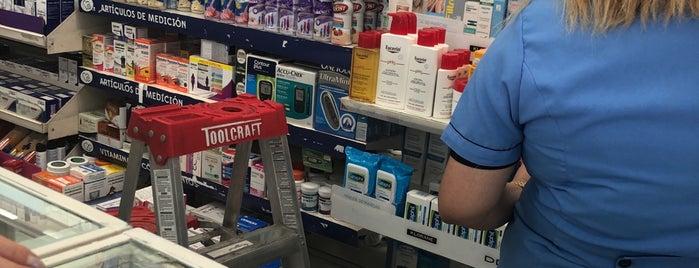 Farmacias del Ahorro is one of สถานที่ที่ Jorge L. ถูกใจ.