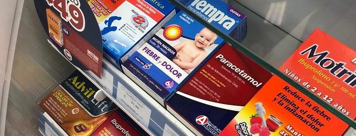 Farmacias del Ahorro is one of Tempat yang Disukai Ana.