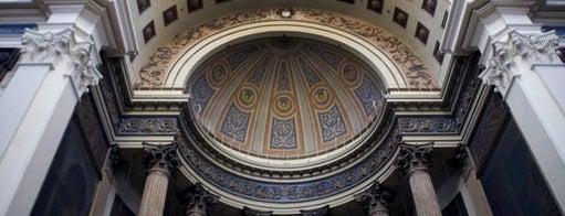 Església de Sant Agustí Nou is one of lugares donde me siento bien LA BARCELONA OCULTA.
