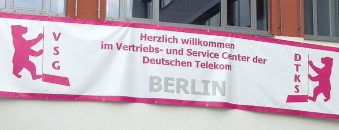 Deutsche Telekom AG is one of Marioさんのお気に入りスポット.
