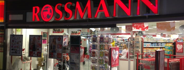 Rossmann is one of Dennisさんのお気に入りスポット.
