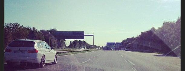 A5 nach Freiburg is one of Autobahnen (DE).