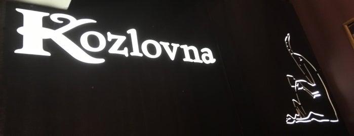 Kozlovna is one of Tempat yang Disimpan Çağla.