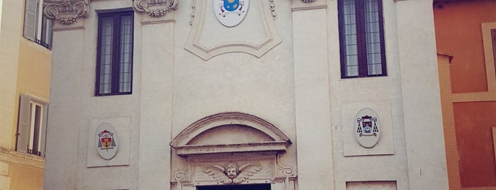Ristorante La Pigna is one of Rome.