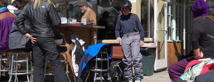 Squaw Valley Ski Resort is one of Locais curtidos por Bryan.