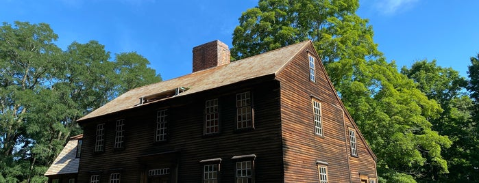 Hartwell Tavern Historical Area is one of Massachusetts.