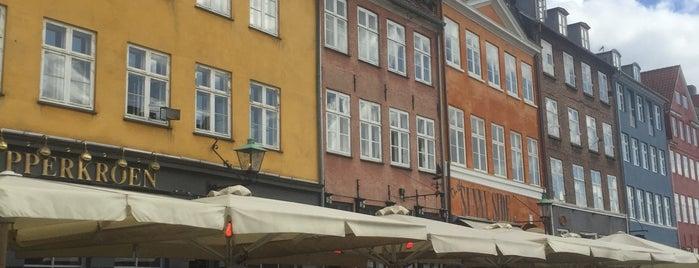 Nyhavn is one of Lieux qui ont plu à Marina.