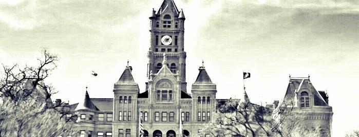 Salt Lake City & County Building is one of สถานที่ที่ Jane ถูกใจ.