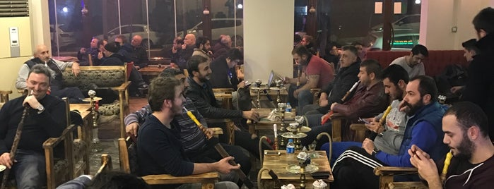 Divanhane Cafe is one of Eren : понравившиеся места.
