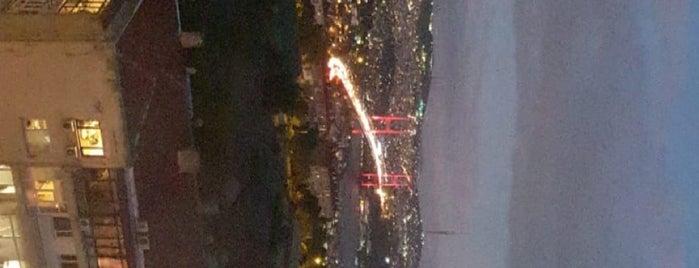 Mercure İstanbul City Bosphorus is one of Gayrettepe~Balmumcu~Esentepe.
