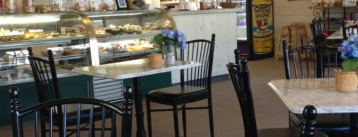 Beth's Bakery & Cafe is one of Cape Cod.